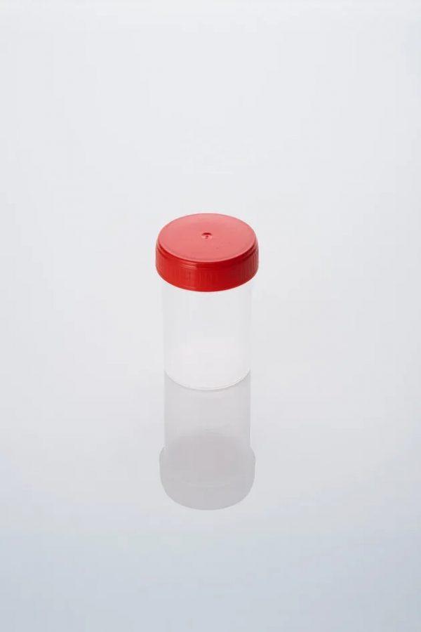 Контейнер 60 мл нестерильный (в групповой упаковке)